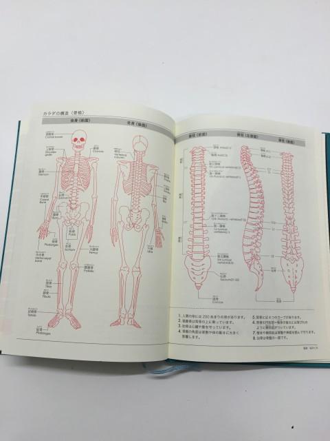 手帳としての機能の他に、身体の事も知れる、学べる!手帳。